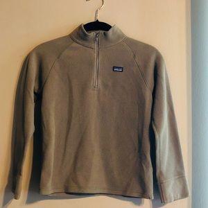 Patagonia Shirts & Tops - Boys Small Patagonia Pull Over
